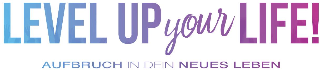 LOGO_Level-up-your-Life_Aufbruch-in-Dein-neues-Leben_bunt