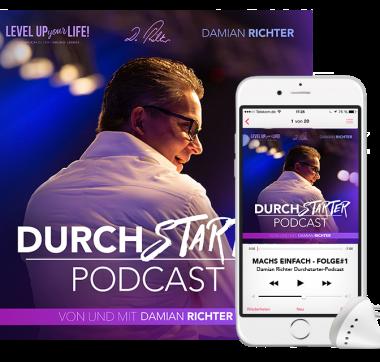 Durchstarter Podcast Damian Richter